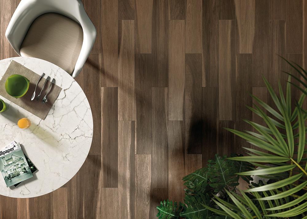 Indonesian Wood Brown 15x90