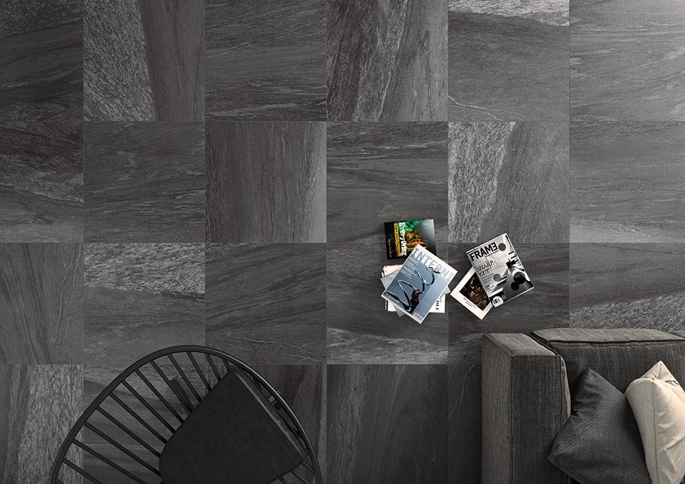 Pietra di Valle Grafite 60x60